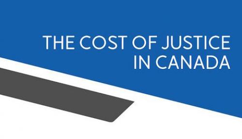 Cost of Justice in Canada